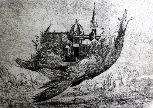The art of Caspar Walter Rauh