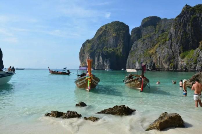 cuales son las mejores playas de tailandia