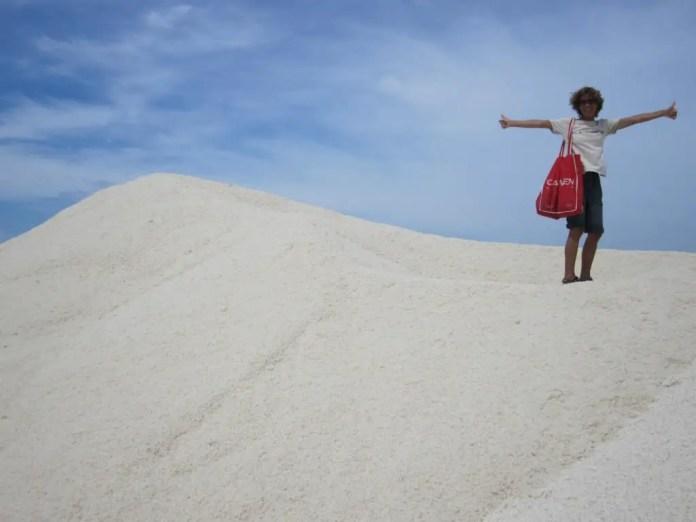 como funciona la mina de sal en manaure guajira