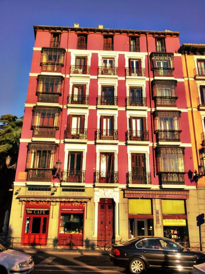 pisos en Madrid