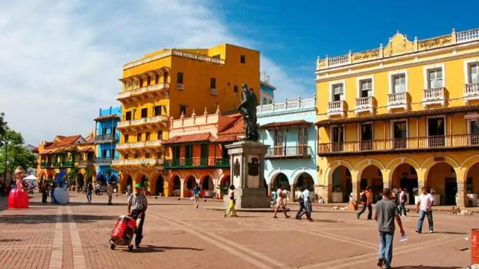 sitios de interes cartagena de indias colombia