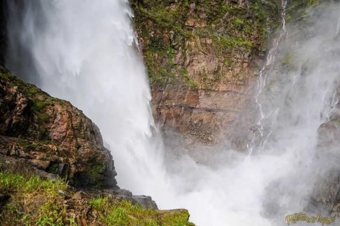 las mejores cascadas de colombia