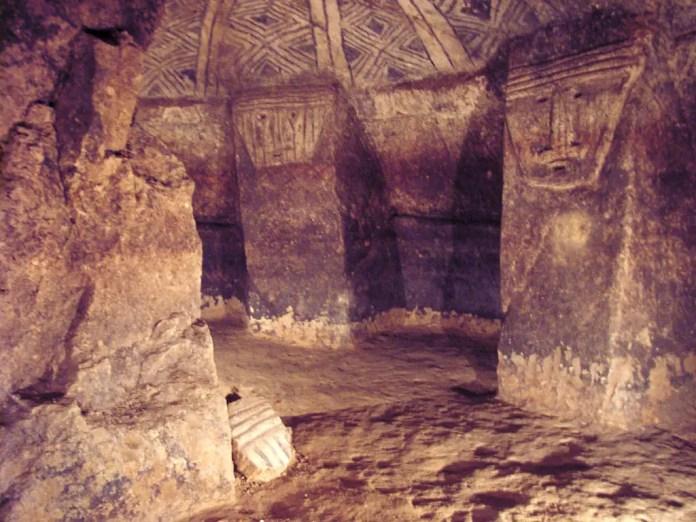 sitios arqueologicos de colombia