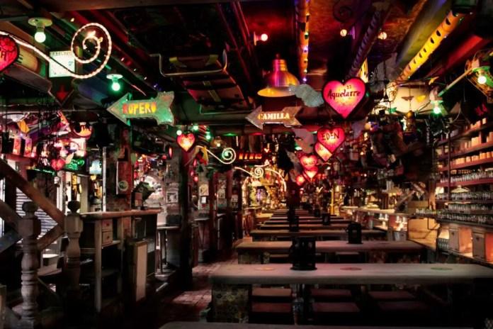 los mejores bares y restaurantes de bogota