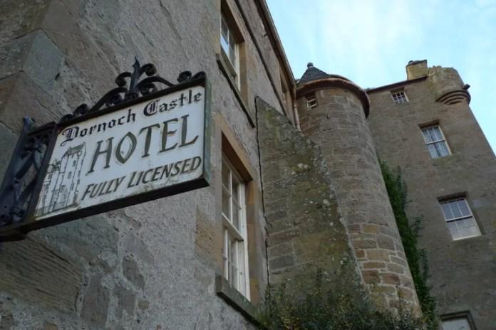 castillos en escocia