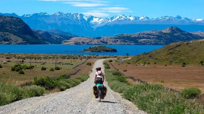 carretera austral en moto