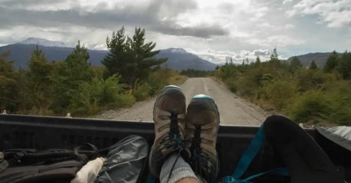 viajar a la patagonia como mochilero