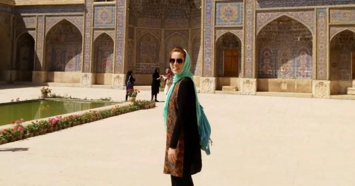 viajar a iran en diciembre