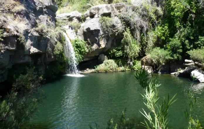 viajar a la laguna del encanto chile donde queda la laguna del encanto