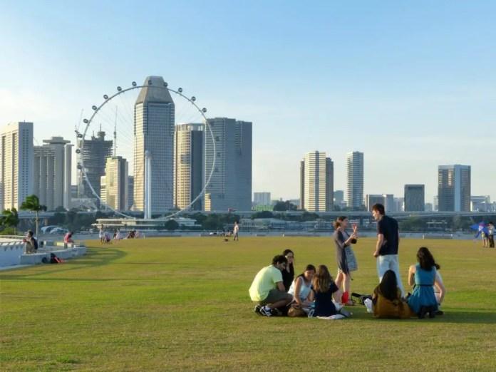 vivir en el extranjero singapur