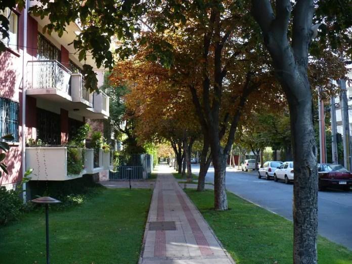 alquiler departamentos en santiago