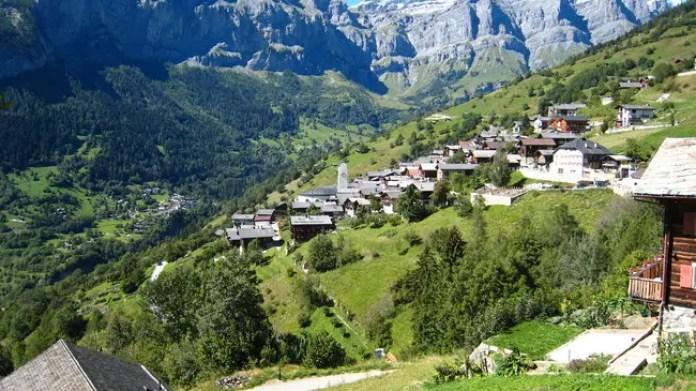 emigrar a suiza