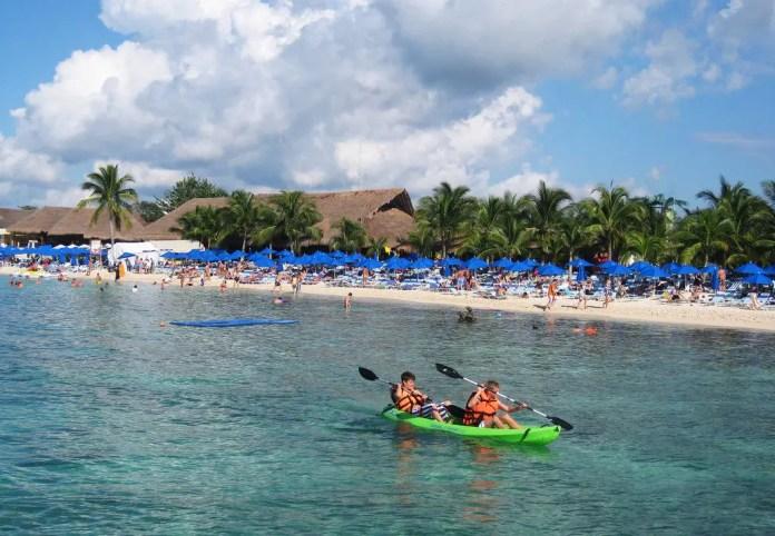 playa san francisco cozumel