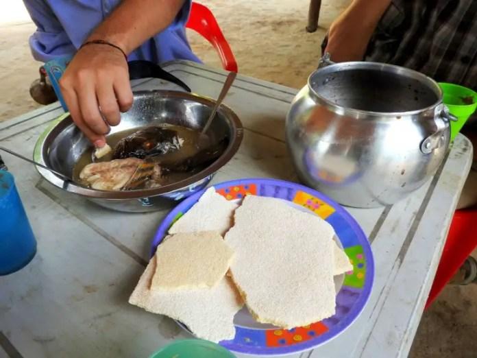 El Ajicero es un plato picante de la Amazonía