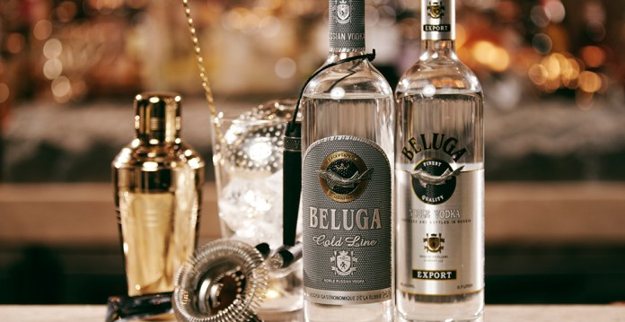 origen del vodka
