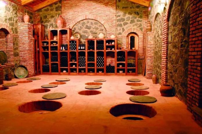 cual es el origen del vino