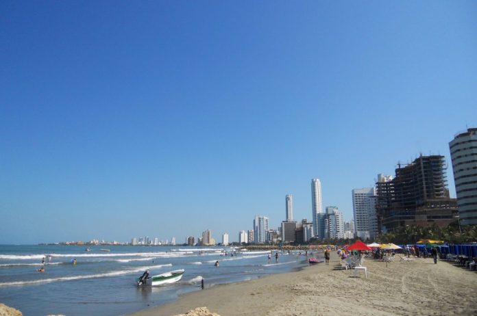 cartagena de indias playas fotos