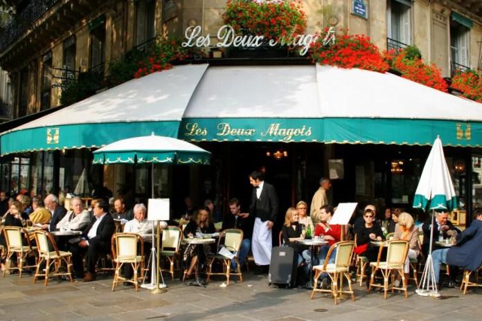 los mejores cafes de paris