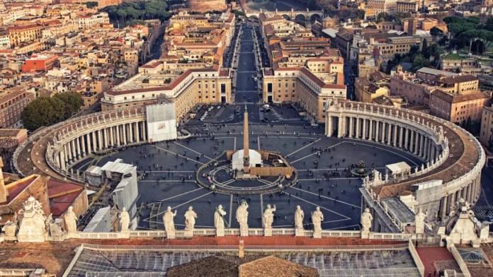 ciudad del vaticano poblacion