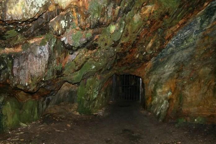 minas de oro en gales
