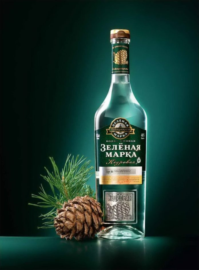 como se produce el vodka