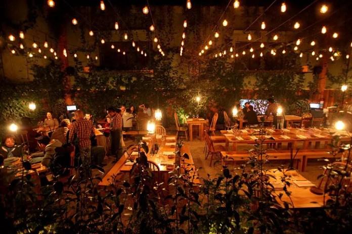 los restaurantes mas romanticos df