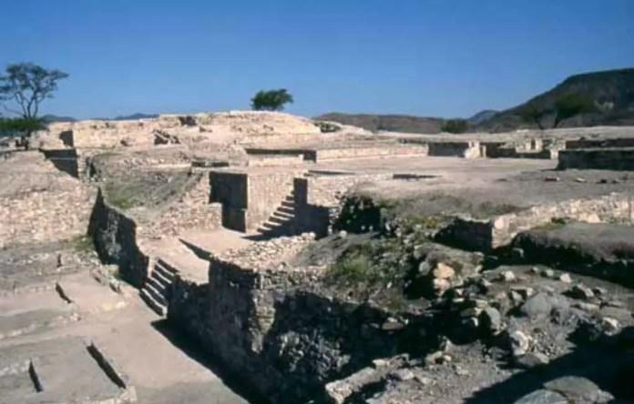 ciudades zapotecas