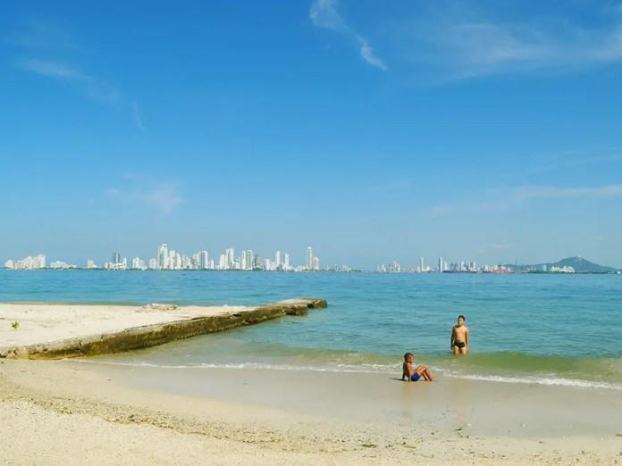 cartagena playas colombia