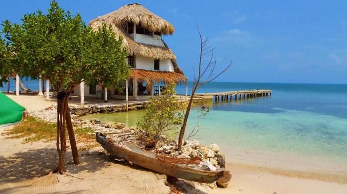 Islas más bonitas de Cartagena: Tintipán