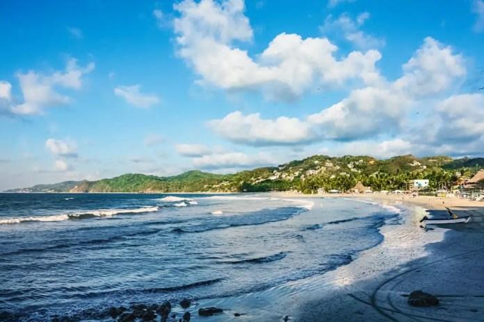 playas en puerto vallarta