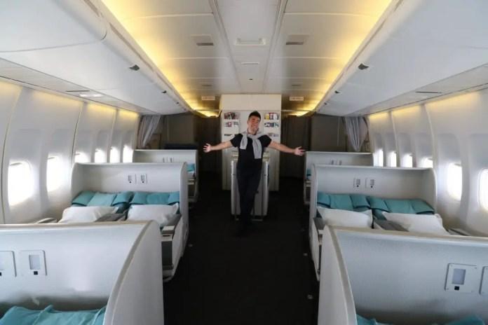 primera clase avion