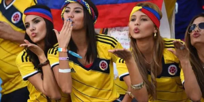 caracteristicias de las mujeres colombianas