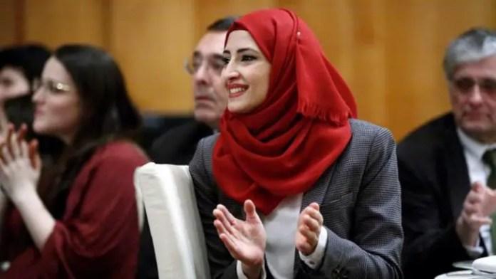 mujeres musulmanas sin velo