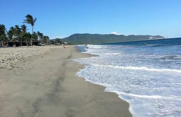 playa cangrejo oaxaca