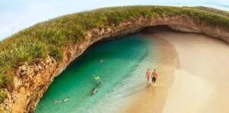 playa escondida nayarit mexico