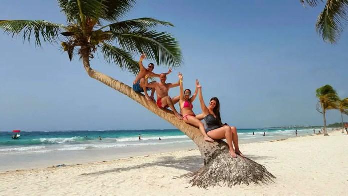 lista de playas en mexico