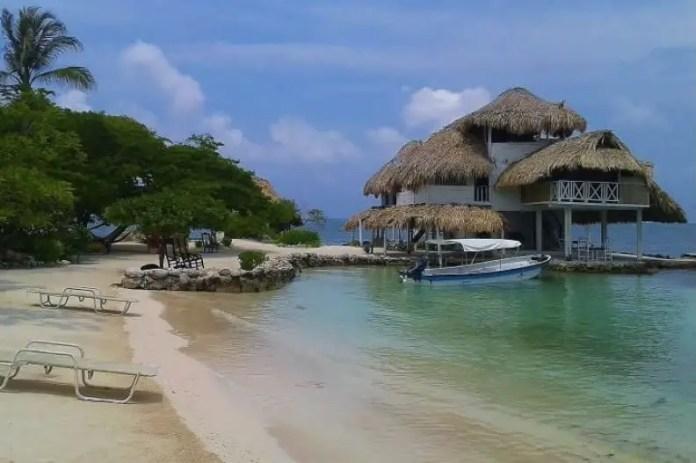 Mejores playas de Cartagena: Punta Norte
