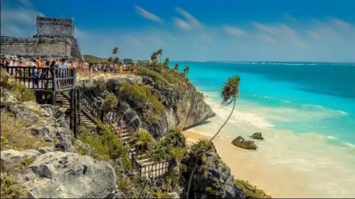 Playas para visitar en Cozumel: Playa Hernán
