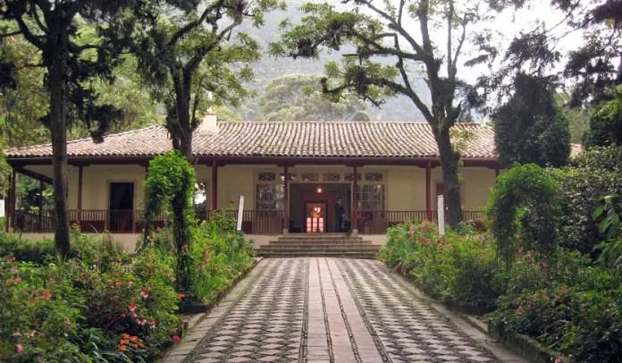 sitios turisticos de bogota y sus alrededores