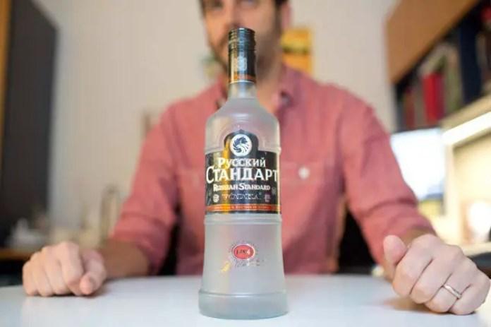caracteristicas del vodka