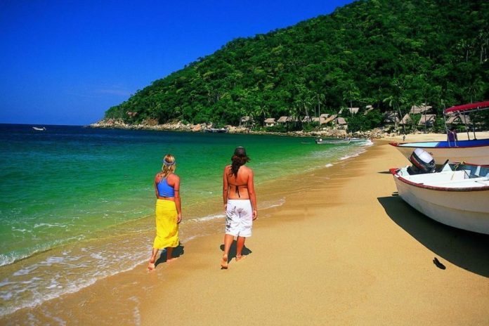 playas de puerto vallarta videos