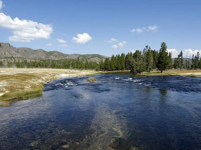 cuales son los rios mas importantes de america del norte