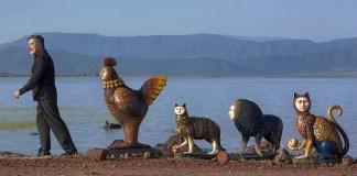Esculturas México de Sergio Bustamante