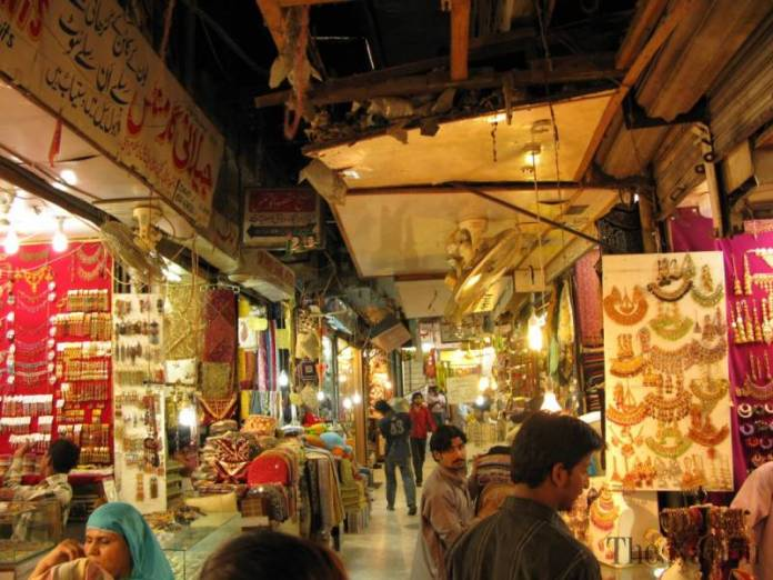 mercados en pakistan
