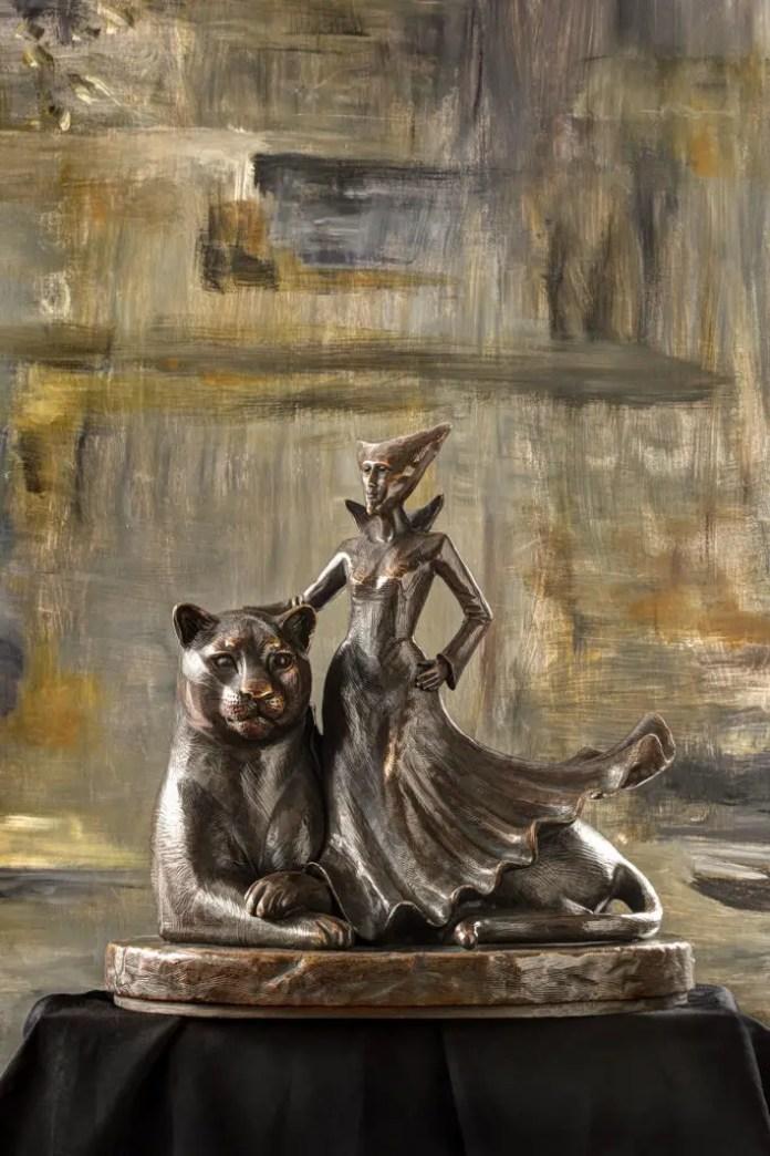 historia oculta esculturas México