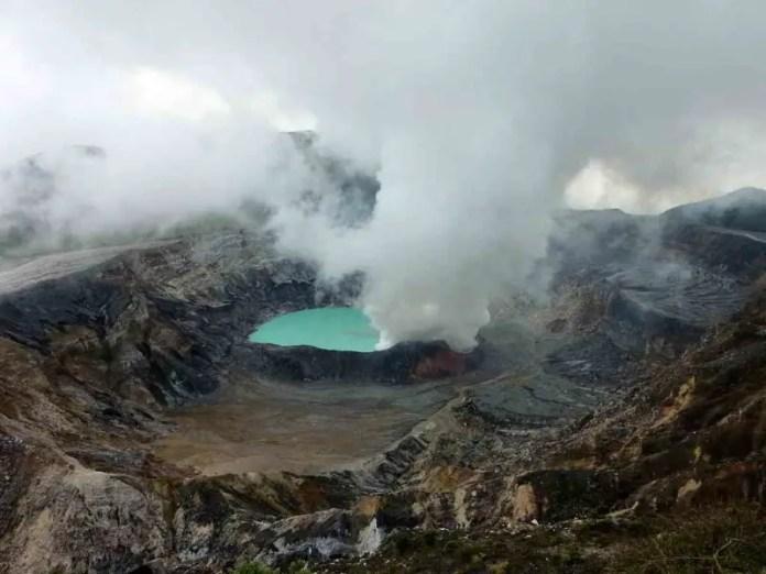 el chichon volcan mexico ubicacion