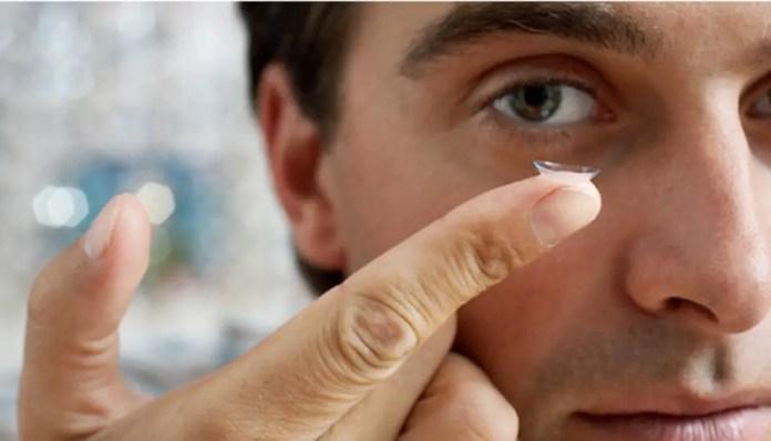 por que no debes usar lentes de contactos en un avion