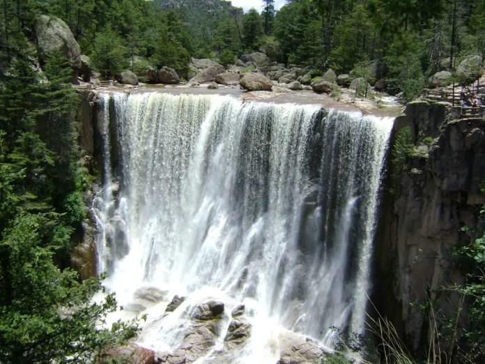 cascada de cusarare chihuahua