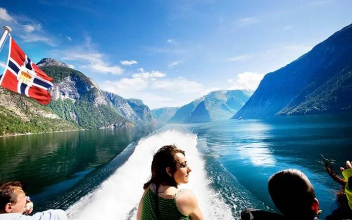 los mejores tours a noruega
