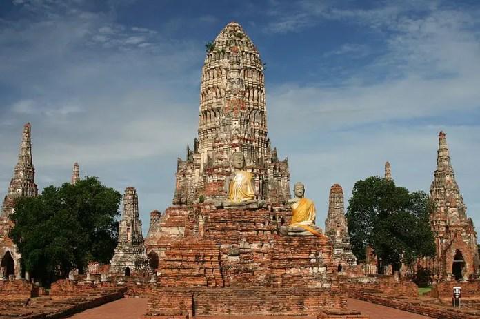 atractivos naturales de tailandia
